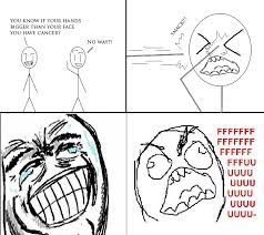 Meme Face Comics - first epic rage guy comic by activemobius on deviantart
