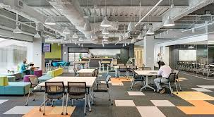 open floor plan office space an open office experiment that actually worked