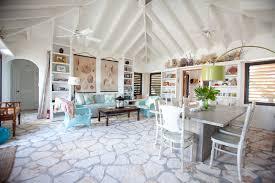 Cottage Open Floor Plan Caribbean Private Beach Resort The Meridian Club