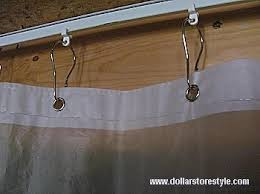 Two Sided Shower Curtain Rod Page 6 Tips