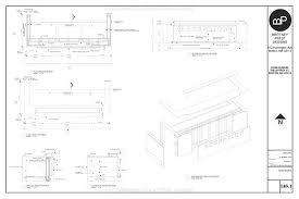 diy reception desk construction drawings pdf download free woodwork reception desk construction details pdf plans