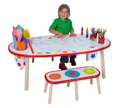 amazon com alex toys artist studio super art table rainbow dots