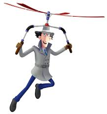 gadget inspector gadget u0027s ultimate fan blog