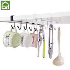 becher k che küche lagerregal schrank hängen kaffeetasse organizer closet