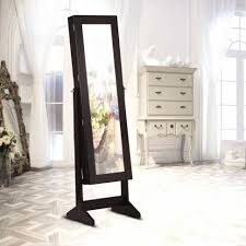 table tall cute standing jewelry boxes oblacoder table armoire