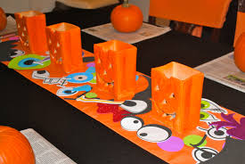homemade halloween decorations for party home interior decorating parties princess party wall decorations