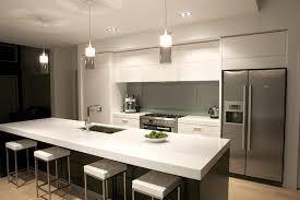 modern kitchen island pendant lights kitchen minimalist kitchen design two level kitchen island