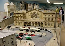 bureau de poste gare de l est le musée rambolitrain vous invite à découvrir le miniature 4