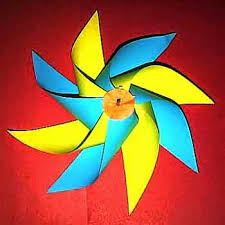 cara membuat origami kincir angin cara membuat kincir angin 8 sirip