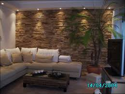 steinwand wohnzimmer reinigen haus renovierung mit modernem innenarchitektur steinwand