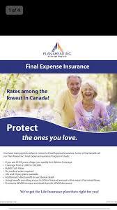 Senior Expense Insurance Program by Plan Ahead Inc Home
