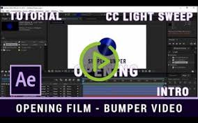 tutorial after effect membuat opening film cara membuat opening after effect