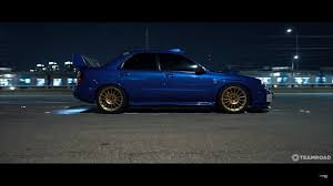 peanut eye subaru the city rallyist attacks the night in a subaru wrx sti video news