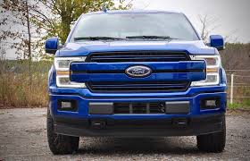 pickup review 2018 ford f 150 lariat 2 7l ecoboost driving