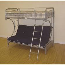 futon metal bunk bed