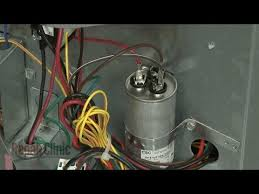 york ac condenser fan motor replacement york central air a c condenser fan motor s1 02435328000 repairclinic