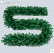 Wholesale Christmas Decorations For Wreaths by Wholesale Christmas Rattan Cane Length 2 7 M Encryption Christmas