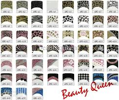 sale 51 style korea fashion design 3d nail art french decals