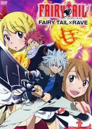 fairy tail x rave myanimelist net