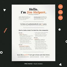 Professionally Done Resumes Human Voiced Resume Cv Kit Resume Templates Creative Market