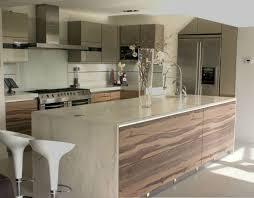 Traditional Kitchen Backsplash White Luxury Glossy Island Concrete Accent Modern Traditional