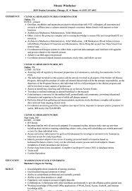 exle nursing resume clinical research resume sles velvet