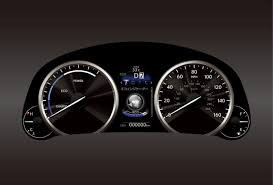 lexus luxury brand denso design meter for vehicles for the lexus nx