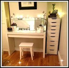 Black Vanity Table Bedroom Black Vanity Table Without Mirror Vanity Makeup Stand