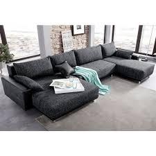 canap panoramique tissu canapé panoramique xl convertible en imitation cuir qualité luxe et