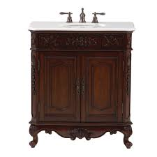 home decorators collection winslow 33 in w vanity in antique