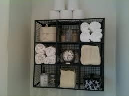 White Bathroom Shelves - small bathroom shelving ideas white polished wooden wall mount