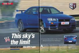 r34 from the archives nissan skyline r34 gtr v spec carmag co za