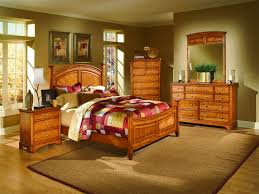 oak bedroom sets for family and comfy look three dimensions lab