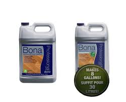 amazon com bona pro series hardwood floor cleaner refill 1
