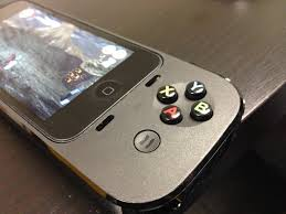logitech unveils iphone gamepad case powershell for 100 eric