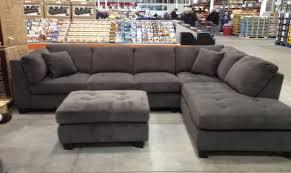Sofa Sectionals Costco Eye Catching Costco 7 Modular Sectional Sofa In Gray