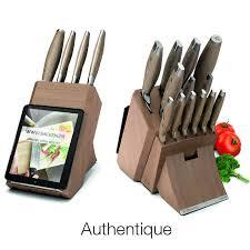 bloc de couteaux de cuisine professionnel trend corner le shop des produits tendances et astucieux bloc