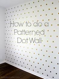 best 25 polka dot walls ideas on polka dot bedroom