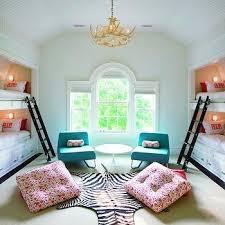 Girls Bunk Beds Design Ideas - Girls room with bunk beds