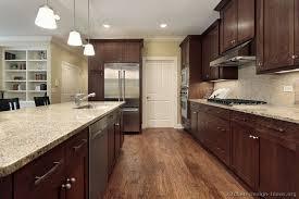Contemporary Walnut Kitchen Cabinets - stylish and peaceful light walnut kitchen cabinets kitchen and