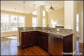 kitchen with island and peninsula home building and design home building tips kitchen