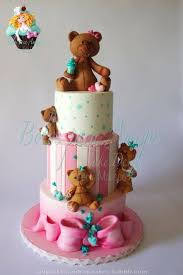 1807 best teddy bear cakes images on pinterest teddy bear cakes