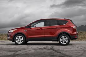 Ford Escape Ecoboost - 2014 ford escape se 1 6 ecoboost first test