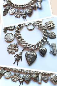 antique charm bracelet silver images Echarmony bracelet collection zen cart the art of e commerce jpg