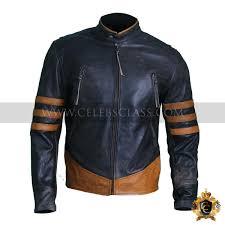 buy biker jacket x men wolverine xo biker leather jacket movie leather jackets for sale
