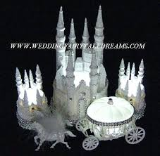 cinderella castle cake topper cinderella castle cake topper best wedding mold babycakes site