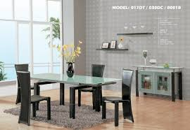 top contemporary dining furniture with modern dining room table