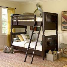 Bunk Bed For Boys Room Best Bunk Bed For In White Color Sed As Two