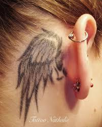 55 incredible ear tattoos tattoo tatoos and piercings