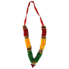 puja artificial garland designer garlands krishna trading